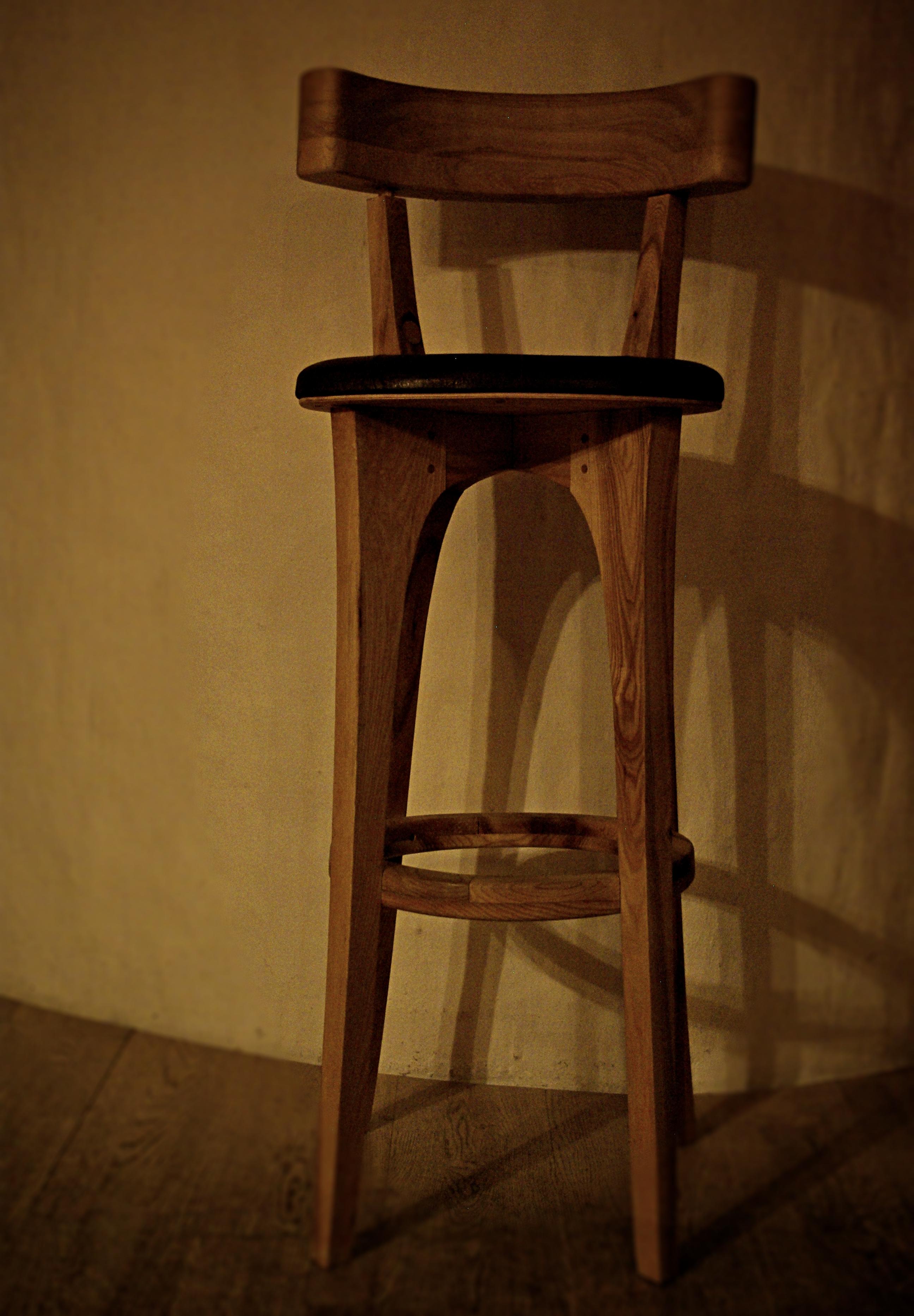 baaritool, puidust tool, baaripukk, käsitöö, puidust tool