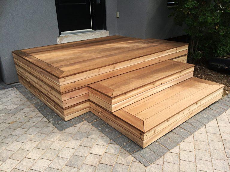 puidust välitrepp, käsitöö, puitdisain, trepp