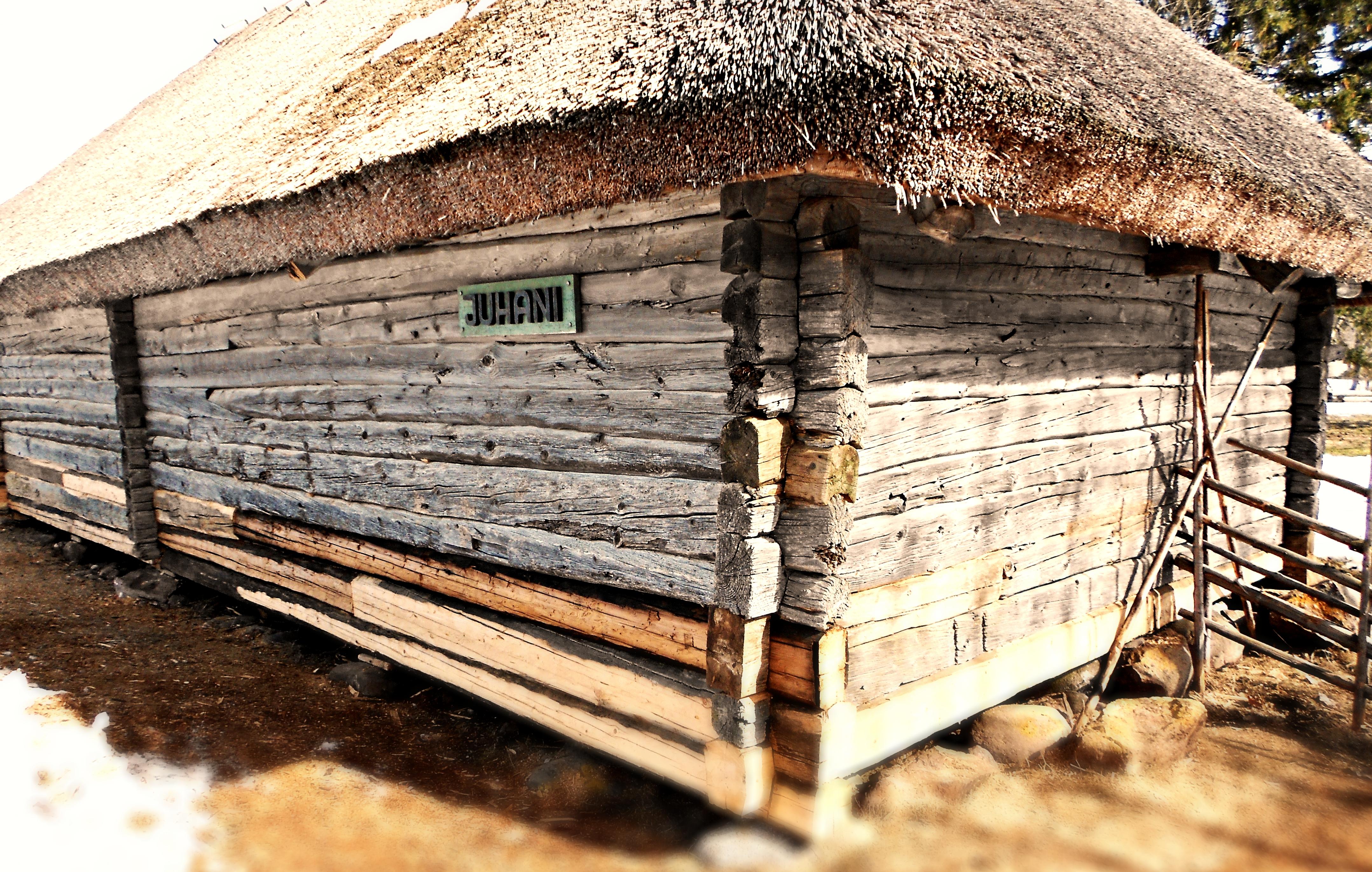 restaureerimine, ait, rehielamu, eesti traditsiooniline arhitektuur, käsitöö